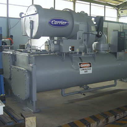 Carrier Water Cooled